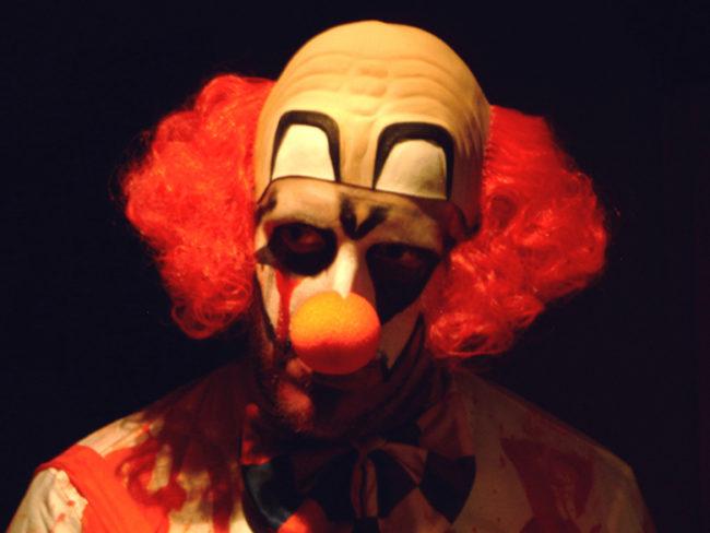 Illinois - Creepy Clown
