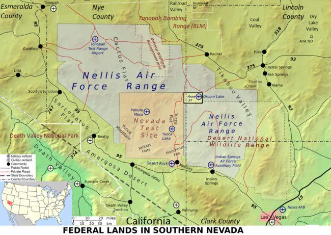 Nevada - Area 51