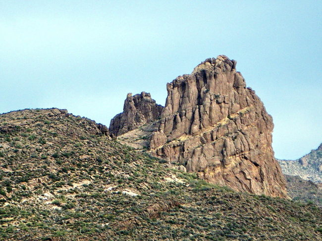 Arizona - The Dutchman's Goldmine