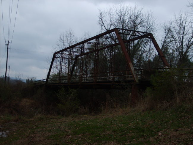 Alabama - Hell's Gate Bridge