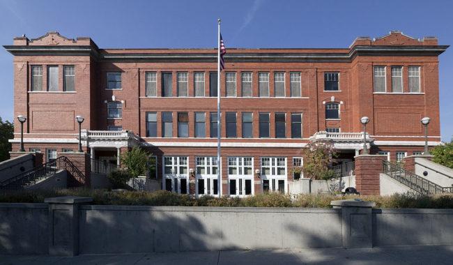 Idaho - Haunted High School