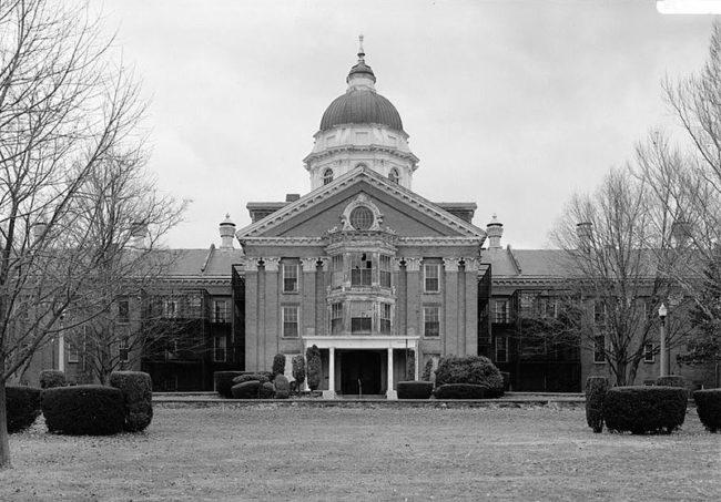 Massachusetts - Taunton State Hospital