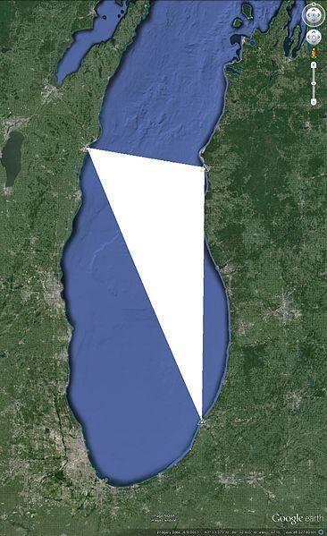 Michigan - The Michigan Triangle