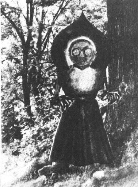West Virginia - Flatwoods Monster