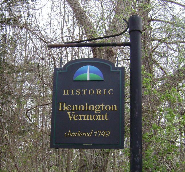 Vermont - The Bennington Triangle