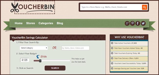 Use voucher code websites.