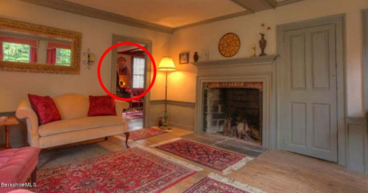 It Sure Does Look Like There's A Ghost In This Real Estate ...