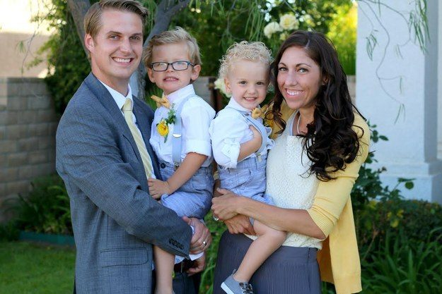 Spencer and Whitney adopted these two beautiful boys in 2012 and 2014 after a four-year battle with infertility.