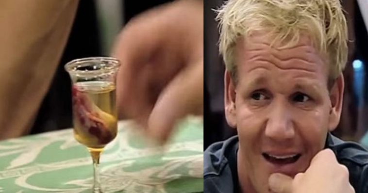 What Gordon Ramsay Ate In Vietnam Is Insanely Disturbing