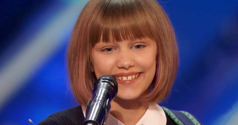 Talented Little Girl Stuns The Judges On America S Got