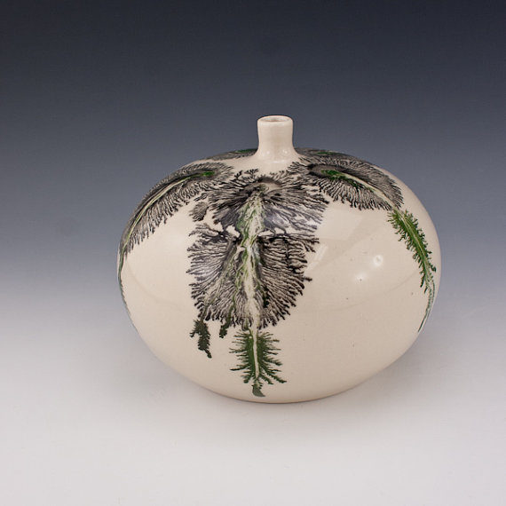 """""""I'm thankful for it,"""" he explained to FunnyModo, """"because this is what sort of put my work on the map. I can't believe the response, since people everywhere are buying my pottery and that's allowed me to connect with people all over the world."""""""
