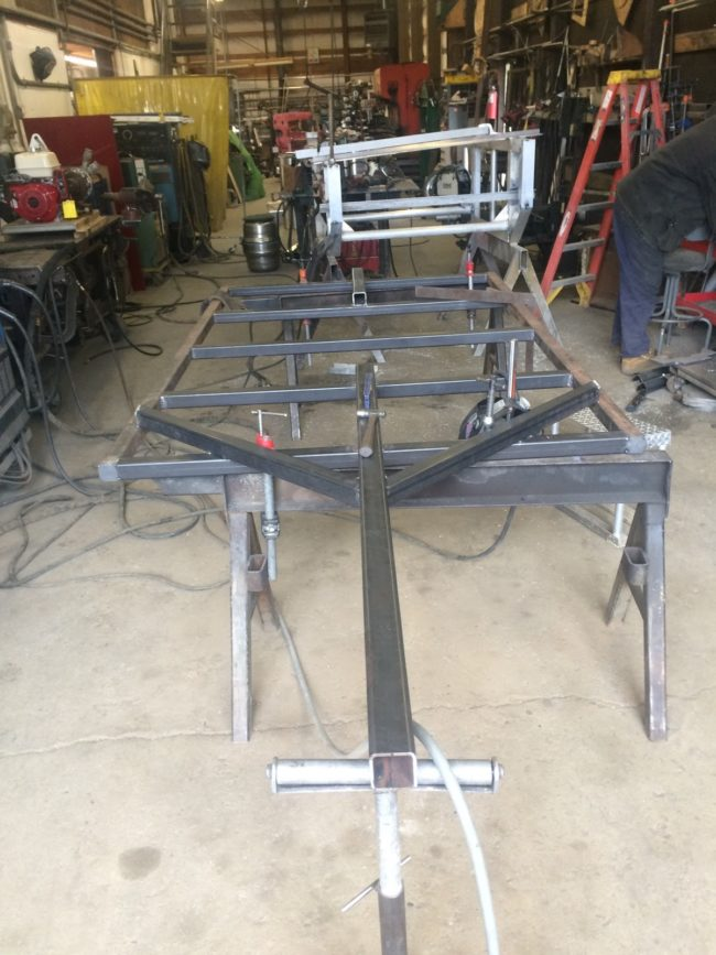 "<a href=""https://www.reddit.com/user/hartk1213"" class=""author submitter may-blank id-t2_8c5er"" target=""_blank"">Hartk1213</a> started his design with a new trailer hitch."