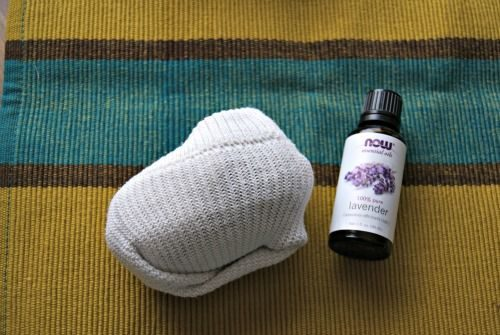 """Check out this organic <a href=""""http://www.organicauthority.com/sanctuary/give-up-toxic-dryer-sheets-make-your-own-dryer-balls.html"""" target=""""_blank"""">alternative</a> to dryer sheets."""