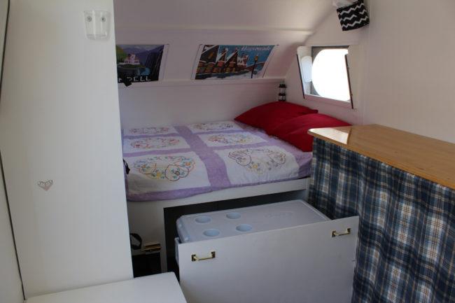 It looks so cozy!