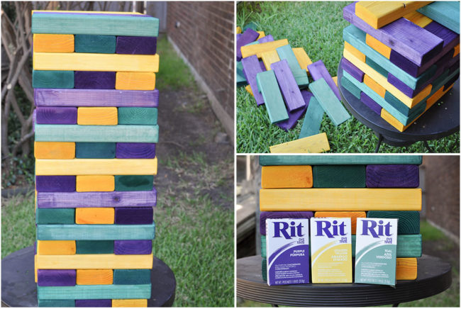 """<a href=""""http://dallas.citymomsblog.com/diy-giant-summer-backyard-games/"""" target=""""_blank"""">Jenga</a> isn't just an indoor game anymore."""