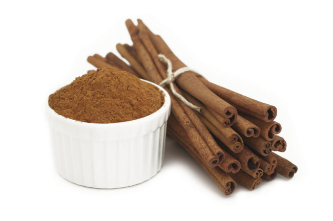 "Bring some cinnamon with you for the next time you feel foggy at work -- <a target=""_blank"" href=""http://www.medicaldaily.com/now-smell-4-scents-revitalize-and-rejuvenate-your-mind-and-body-294884"">smelling it</a> will make you more alert and clear-headed."