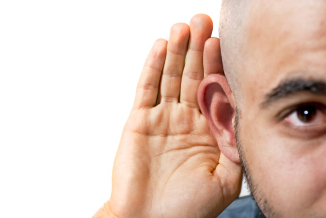 "If you're at a noisy club and are trying to talk to someone, <a target=""_blank"" href=""http://www.hear-it.org/Your-ears-differ-"">use your right ear</a> to listen to them -- it's better than your left ear at receiving speech sounds."