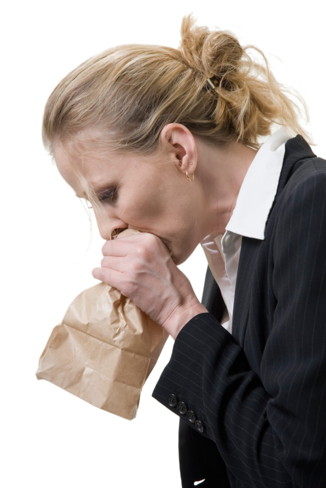"If you have really annoying hiccups, breathe in and out of  a <a target=""_blank"" href=""http://www.drweil.com/health-wellness/balanced-living/healthy-living/got-the-hiccups/"">paper bag</a> to get rid of them quickly."