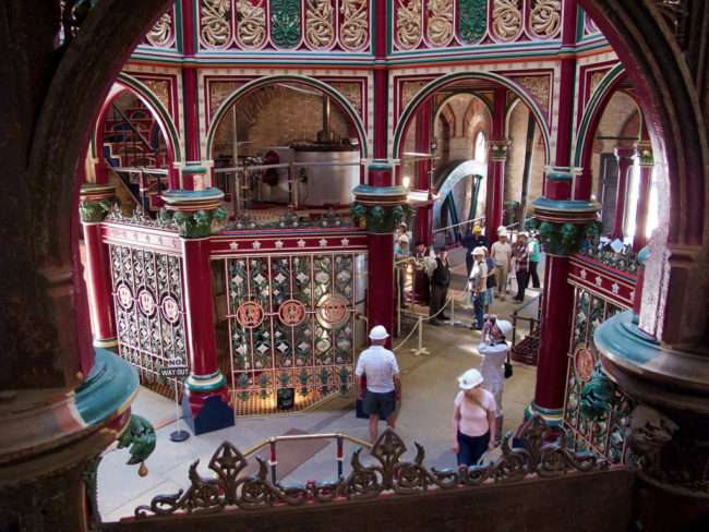 "The pumping station was a rapid call to action following the events of the ""Great Stink"" of 1858."