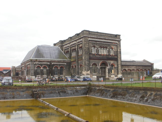 From the outside, Crossness Pumping Station looks like any other standing building from the mid-19th century, but what happened inside is a little strange.