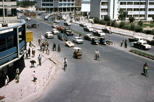 That's because during the '60s and '70s, Afghanistan was a much more progressive country than it is now -- especially in Kabul, its capital city.