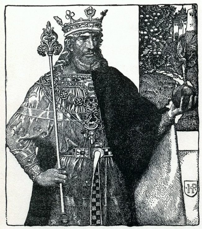 King Arthur was real.