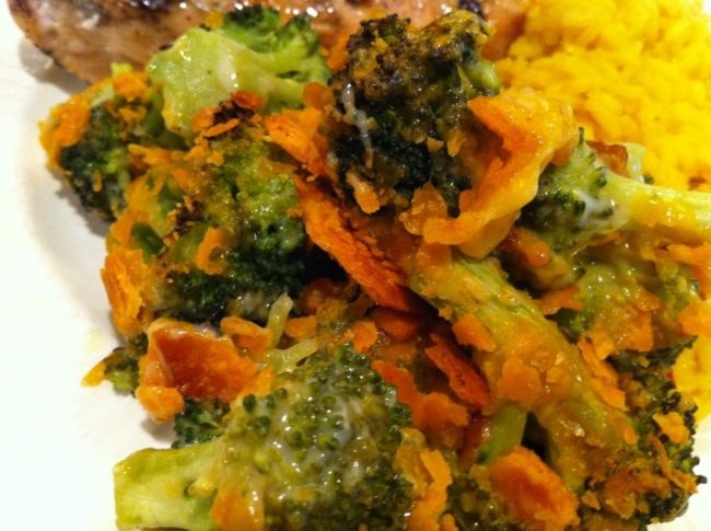 "Make your broccoli casserole even more amazing with <a href=""http://mcnackskitchen.com/2013/08/17/broccoli-casserole/"" target=""_blank"">this yummy recipe</a>."