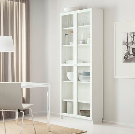 "<a href=""http://www.ikea.com/us/en/search/?query=billy"" target=""_blank"">Billy Bookshelves</a>"