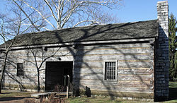 Of course, their killing spree just continued and they ended up murdering at least four more people.  They were finally arrested in 1797 and locked up in Kentucky, but they broke out before they could be sentenced to death and killed another young man whose father had alerted authorities about them.