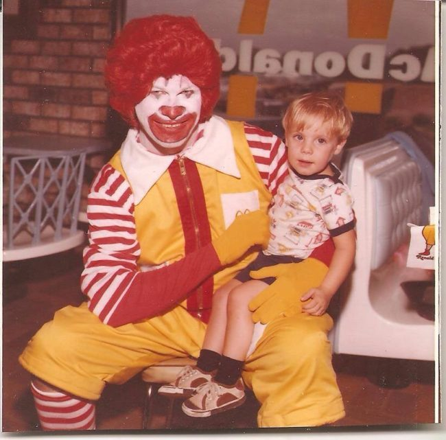 I always hated when my friends would have their birthdays at McDonalds. Is it any wonder why?