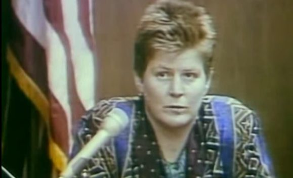 However, it wasn't until she met Tyria Moore at a Daytona gay bar that she actually murdered anyone.  When the two became romantically involved and moved in together around 1987, Wuornos supported them with the money she earned from prostituting.