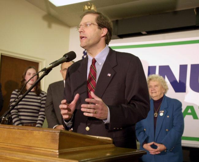 2002 New Hampshire Senate Race