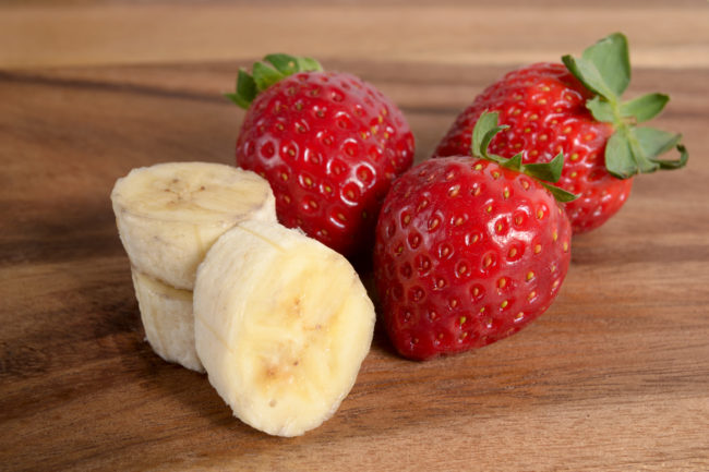 Strawberries are not technically berries -- but bananas are. Other odd members of the berry family include kiwis, pomegranates, and tomatoes.