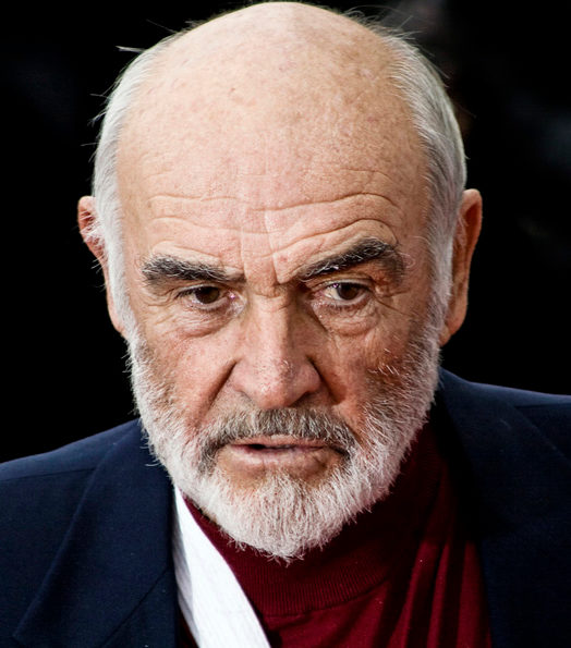 "Sean Connery <a href=""http://www.huffingtonpost.co.uk/2012/11/19/lord-of-the-rings-sean-connery-gandalf_n_2157431.html"" target=""_blank"">turned down</a> the role of Gandalf in The Lord of the Rings trilogy because he ""didn't understand the part."""