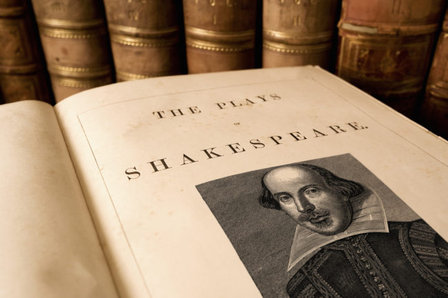 "Shakespeare invented the name Jessica for his play, ""The Merchant of Venice."""