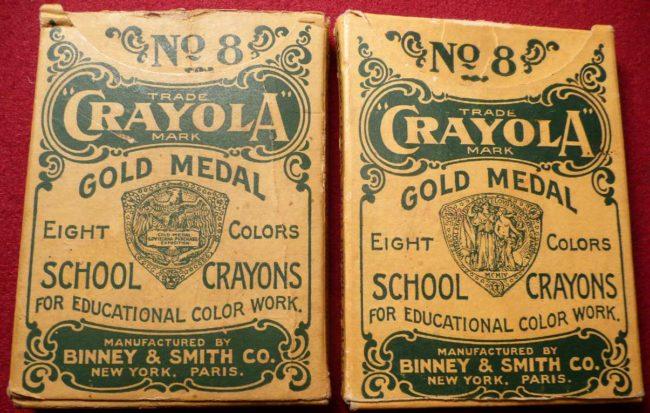 1900s - Crayloa Crayons