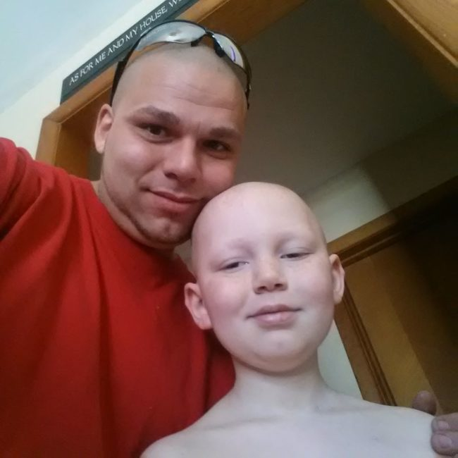 Both Josh and Gabe are going to keep being strong for each other, especially because Gabe's cancer has returned.