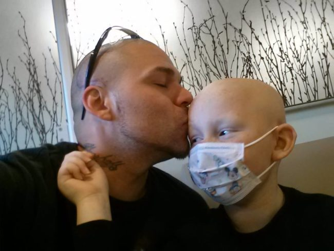 """He is my superhero,"" Josh says of his son. ""He has [shown] me what life really is about and how to cherish the most out of everything,"" he told KWCH."