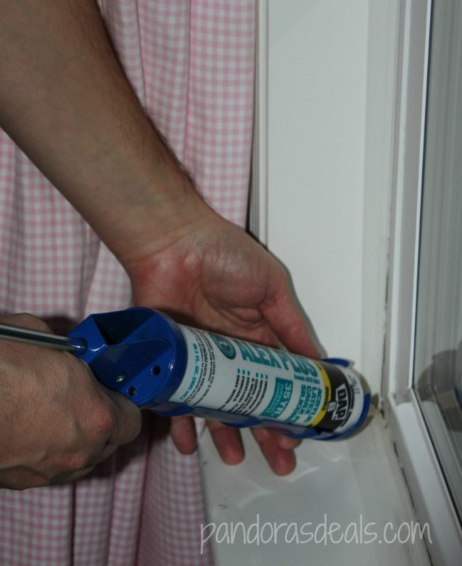 "Stay insulated by <a href=""http://seemomclick.com/tips-to-winterize-your-home/"" target=""_blank"">sealing your windows</a> with caulk."