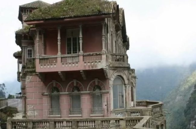 Built in 1923 by architect Carlos Arturo Tapias, the original mansion served as a symbol of Colombia's elite.