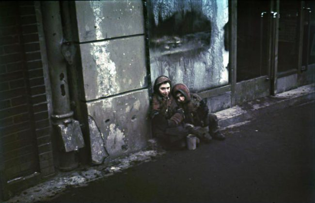 In 1940, the Warsaw Ghetto was established in German-occupied Poland. It ended up imprisoning over 400,000 Jews in unbearable conditions before they were taken to Nazi camps and mass-killing centers.