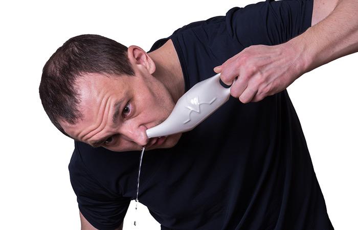 Nasal-Irrigation