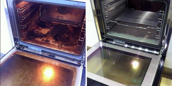 You've Been Cleaning Your Oven Wrong All This Time
