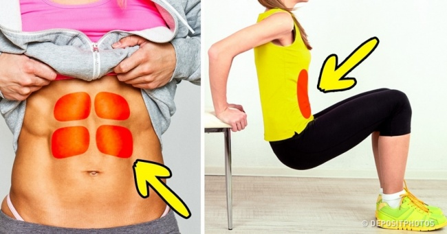 5 Ways to Get Perfect Abs With Just a Chair