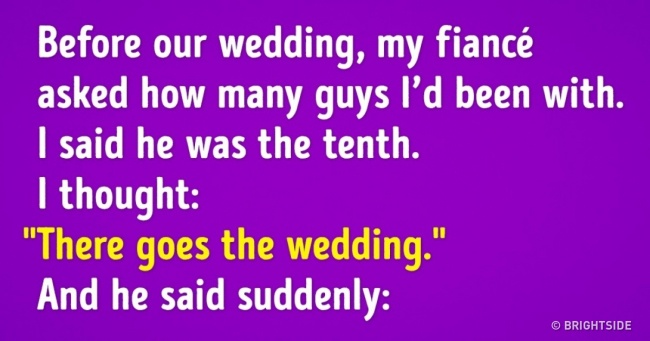 13 Superb Wedding Stories That Newlyweds Will Never Forget