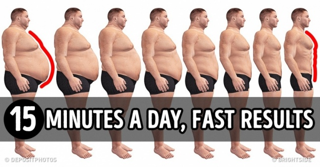 A15-Minute Exercise Set That Will Let You Burn Fat inNoTime